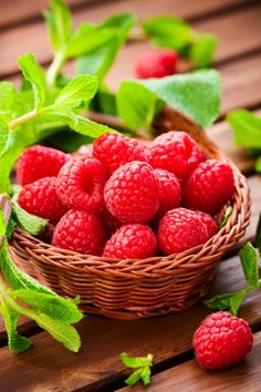 Fresh Raspberries, by Sarsmis