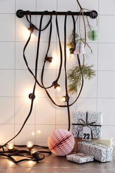 String lights from House Doctor