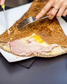 Pâte à crêpes bretonnes pour 4 personnes - Recettes Elle à Table