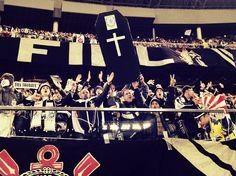 SC Corinthians Paulista fans.