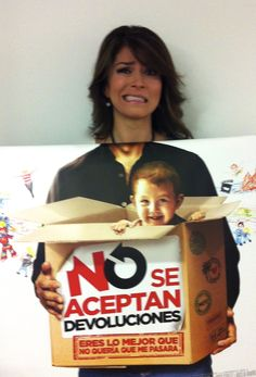 Alessandra Rosaldo no acepta devoluciones...