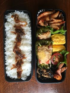 Japanese Lunch, Japanese Food, Cute Food, Yummy Food, Meal Box, Bento Box Lunch, Breakfast Lunch Dinner, Aesthetic Food, Meal Planning
