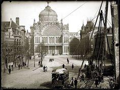 Amsterdam, 1892 - Paleis voor Volksvlijt