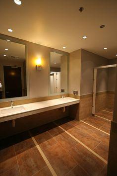 mirrors and counter bathroom designschurch. Interior Design Ideas. Home Design Ideas
