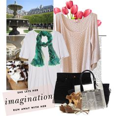 Summer Thoughts, created by miss-abbey on Polyvore