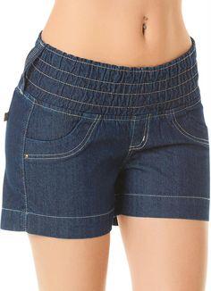 Short Azul Jeans - Posthaus