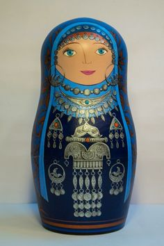 Dagestan Дагестан Matryoshka Doll, Hobby Shop, Traditional Clothes, Gourds, All The Colors, Art Dolls, Folk Art, Collections, Toys