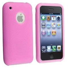 Shop for BasAcc Baby Pink Textured Silicone Skin Case for Apple iPhone Get free delivery On EVERYTHING* Overstock - Your Online Cell Phones & Accessories Shop! Ipod Cases, Cell Phone Cases, Best Cell Phone, Circular Pattern, Apple Iphone, Iphone 4s, Skin Case, Color Splash, Cell Phone Accessories