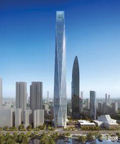 Shenzhen Tower - The Skyscraper Center