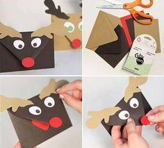 rudolph envelope