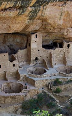 Mesa Verde National Park. Colorado.