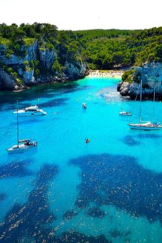 Sardinia Italy – The Bluest Water In The World (VIDEO) #Travel #Nature #Beautiful #Italy