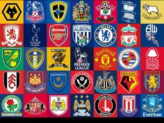 English Premier League Logos | main page mlb logos nba logos ncaa logos nfl logos nhl logos screen ...