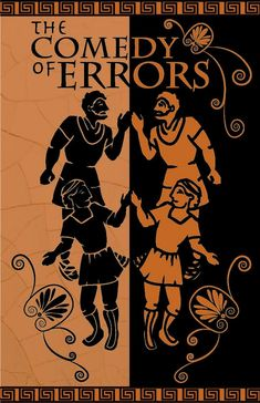 The Comedy Of Errors | Comedy of Errors | NMU Forest Roberts Theatre