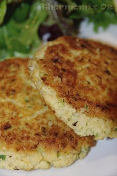 Thermomix Oz: Salmon Quinoa Patties