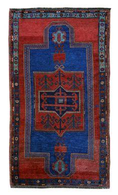 Armenian Kazak, Church Floor Plan, 3'11''x7'