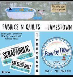 Row by Row Experience 2015