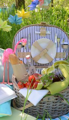 Die Picknick-Saison ist eröffnet :)