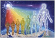 The awakening process depicted as human evolution through spiraling kundalini snakes rising (incorporated into the modern-day medical symbol in the West). Mentor Espiritual, Ascension Symptoms, Nova Era, One Wave, Zen Meditation, Meditation Meaning, Archangel Michael, Kundalini Yoga, Luftwaffe