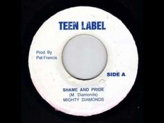 ReGGae Music 182 - The Mighty Diamonds - Shame and Pride [Teen Label]