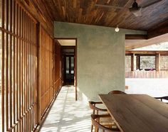 Copper House II by Studio Mumbai | Yellowtrace