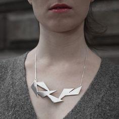 Venere Necklace by Mara Paris   http://adornmilk.com