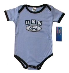 Ford 123 Onesie - Boy or girl, baby must have this!
