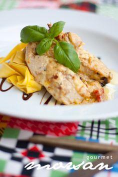 Kyckling med massa underbar parmesanost! | GOURMETMORSAN
