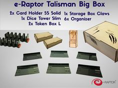 Set - Talisman Big Box | e-raptor.pl