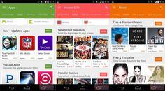 Google Play Store 5.0, primeras imágenes de su próximo rediseño http://www.xatakandroid.com/p/113391