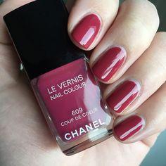 Chanel Le Vernis - Coup de Coeur (609)