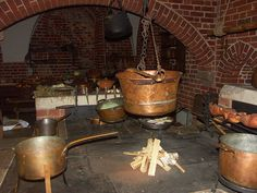 Kitchen of Malbork Castle in Poland Renaissance, Malbork Castle, Tudor Style, Winning The Lottery, Old Kitchen, The Old Days, Dark Ages, My Dream Home, Architecture