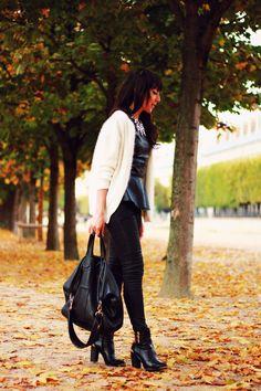Sac-Nightingale-Givenchy-Gilet-Angora-Vintage-Top-Peplum-Oasap-Jean-Slim-Zara-Boots-sangles-Choies-Collier-cristal-Next