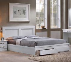 LIFE κρεβάτι διπλό με συρτάρια ΕΜ363,1 - SOFA KING Έπιπλα για το σπίτι και την επιχείρηση