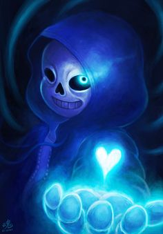ry-spirit:   Might've gone down a darker route on... - All Sans, All The Time