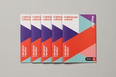 Découvrez ce projet @Behance: «Calidoscopi Cultural 2018» https://www.behance.net/gallery/65664151/Calidoscopi-Cultural-2018