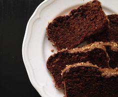 Rezept Schokoladiger Nusskuchen mit Möhren von Tüdeltante - Rezept der Kategorie Backen süß