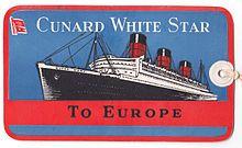 Cunard-White Star Line