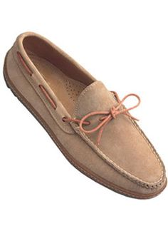 Camp Mocc With Driving Sole; Alden New England