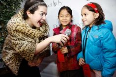 Red Carpet Kids founder throws the perfect Oscar party | www.elizabethstreet.com