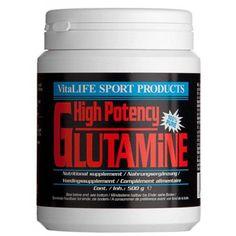 Glutamin 500 g Dose, Preissenkung: Neu nur noch CHF 33.90