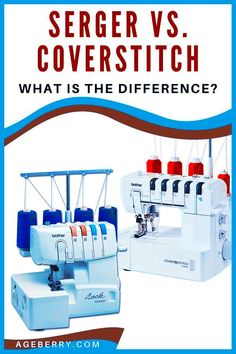 Looking for sewing tips on the difference between a coverstitch machine and a serger? In this sewing tutorial on coverstitch vs. serger we will analyze these machines, find out how to sew with the coverstitch, what operations it performs, and what kind of work a seamstress can't do without a coverstitch machine. Sewing Tips, Sewing Hacks, Sewing Tutorials, Sewing Projects, Sewing For Beginners, Sewing For Kids, Videos, Video Clip, Beginners Sewing