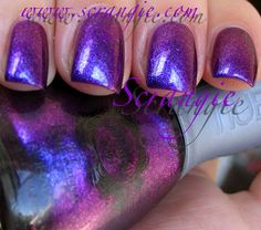 Nubar Legendary Lavender (wish I could find this to buy!)