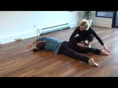 Bartenieff Fundamentals and Movement Repatterning - YouTube