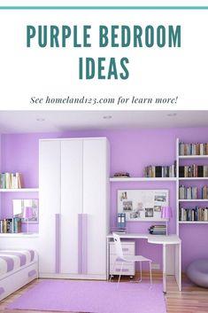 Innovative of Purple Bedroom How To Make Purple, Purple Bedrooms, Bedroom Ideas, Innovation, Awesome, Unique, Diy, Purple Rooms, Bricolage