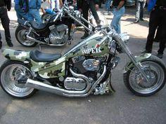 Suzuki Intruder VL1500LC