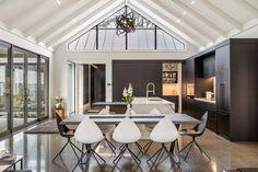 Coatesville Six on ArchiPro Contemporary Farmhouse Exterior, Modern Farmhouse Style, Modern Country, Bungalow House Design, Modern House Design, Contemporary Design, New House Plans, Modern House Plans, Australia House