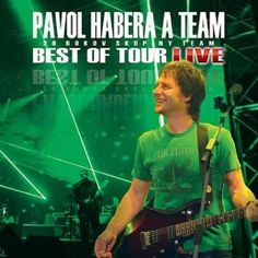 Pavol Habera a Team - Best Of Tour Live - CD