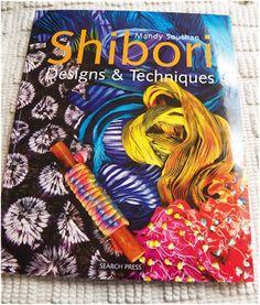 Art Threads: Monday Project - Shibori Temptations