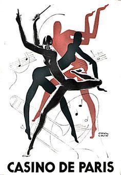 Paul Colin, 1892 - 1985 affichiste, peintre, décorateur français.